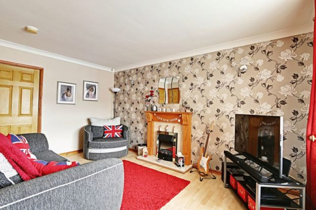 Image of 2 bedroom Terraced house for sale in Harlequin Drive Kingswood Hull HU7 at Harlequin Drive Kingswood Hull, HU7 3HB