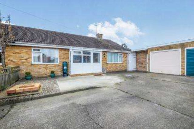 Image of 3 bedroom Bungalow for sale in Wilderness Close Harleston IP20 at Harleston Norfolk Starston, IP20 9DB