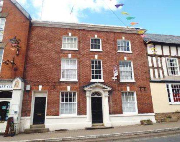 Image of Flat for sale in Broad Street Bromyard HR7 at Bromyard Hereford Bromyard, HR7 4BS