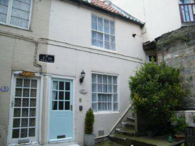 Image of Detached house for sale in Staffordshire Place Flowergate Whitby YO21 at Flowergate Whitby Whitby, YO21 3BJ