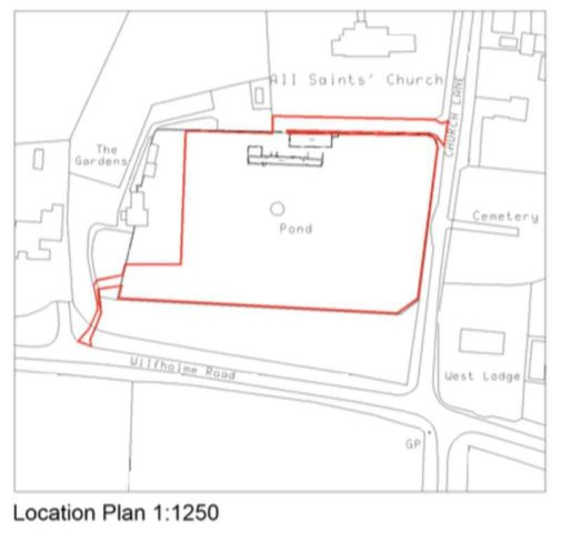 Image of Land for sale in Kilnwick Driffield YO25 at Church Lane Kilnwick Driffield, YO25 9JG