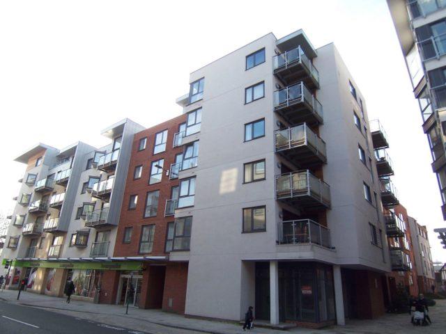 Image of 1 bedroom Studio flat to rent in High Street Southampton SO14 at 117 High Street  Southampton, SO14 2EA