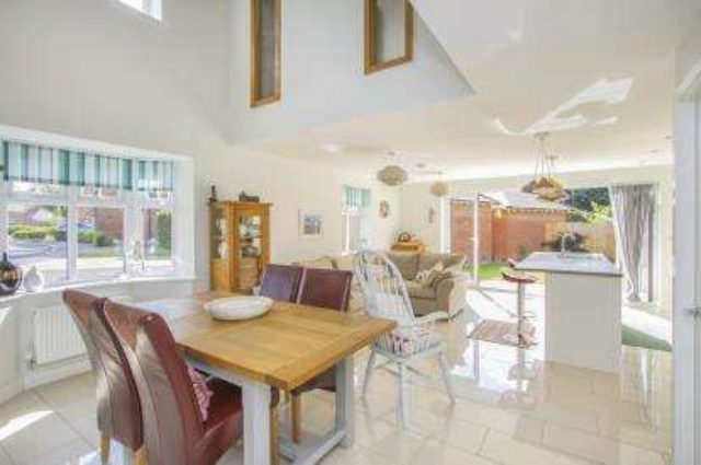 Image of 5 bedroom Detached house for sale in Frances Way Ibstock LE67 at Ibstock Leicestershire Ibstock, LE67 6DA