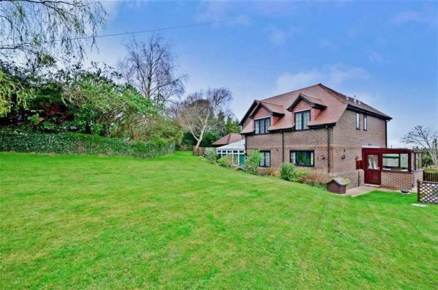 Image of 5 bedroom Detached house for sale in Church Hill Totland Bay PO39 at Totland Bay Isle of Wight Totland Bay, PO39 0EX
