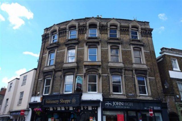 Image of 2 bedroom Flat to rent in Preston Street Faversham ME13 at Faversham, ME13 8NU
