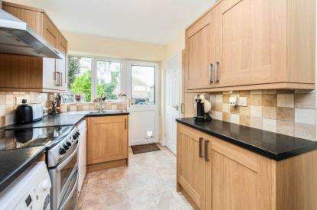 Image of 3 bedroom End of Terrace for sale in Partridge Avenue Yateley GU46 at Yateley Hampshire Yateley, GU46 6PB