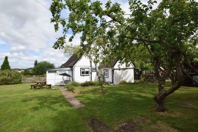 Image of 3 bedroom Semi-Detached house for sale in Mitcheldean Road Lea Ross-on-Wye HR9 at Mitcheldean Road Lea Ross-On-Wye, HR9 7LD