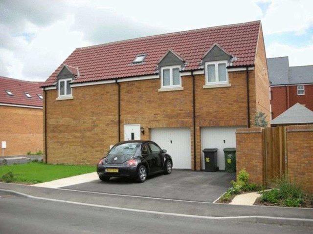 Image of 2 bedroom Flat to rent in Bulrush Place Staverton Trowbridge BA14 at Bulrush Place Staverton Trowbridge, BA14 8TZ