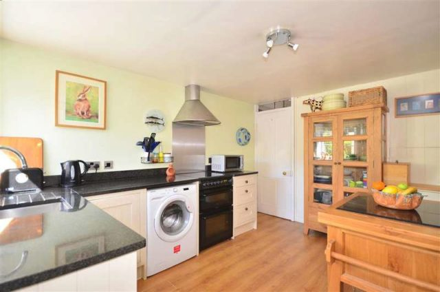 Image of 4 bedroom End of Terrace for sale in Moons Hill Totland Bay PO39 at Totland Bay Isle of Wight Totland Bay, PO39 0HT
