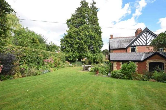 Image of 3 bedroom Semi-Detached house for sale in Alton Grove Alton Street Ross-on-Wye HR9 at Alton Grove Alton Street Ross-On-Wye, HR9 5NW