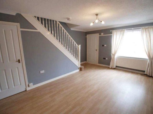 Image of 2 bedroom Terraced house to rent in Blairafton Wynd Kilwinning KA13 at Blairaftyn Wynd  Kilwinning, KA13 6UQ