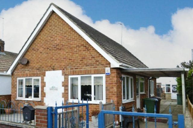 Image of 1 bedroom Detached house for sale in Belvedere Park Hornsea HU18 at Hornsea North Humberside Hornsea, HU18 1JJ