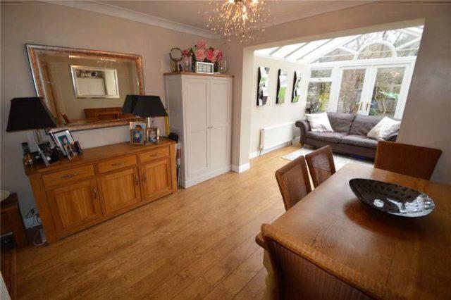 Image of 4 bedroom Semi-Detached house for sale in Hayse Hill Windsor SL4 at Windsor Dedworth, SL4 5SZ