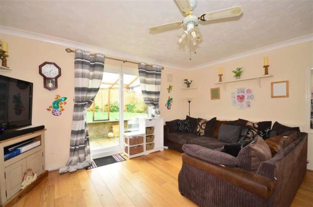 Image of 3 bedroom Semi-Detached house for sale in Mary Rose Avenue Wootton Bridge Ryde PO33 at Wootton Bridge Ryde Wootton Bridge, PO33 4LR