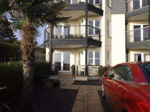 Image of 2 bedroom Flat for sale in Queen Mary Road Falmouth TR11 at Queen Mary Road Falmouth Falmouth, TR11 4DP