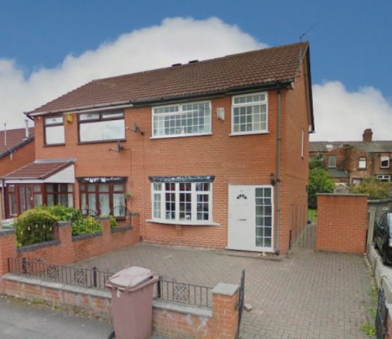 Image of 3 bedroom Semi-Detached house for sale in South Street Thatto Heath St. Helens WA9 at St Helens Merseyside St Helens, WA9 5QF