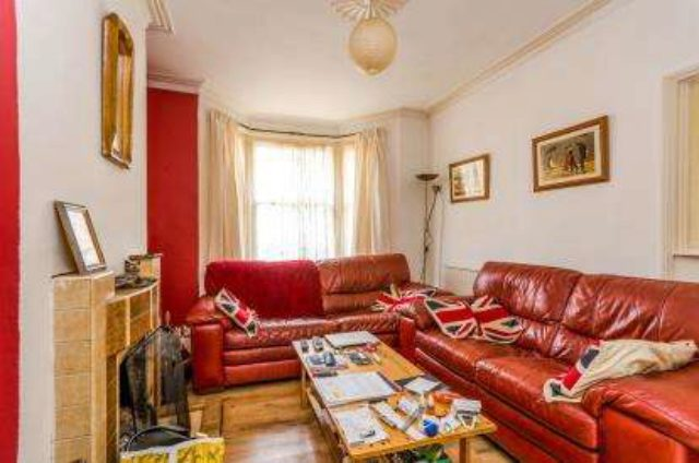 Image of 3 bedroom Terraced house for sale in Shayer Road Shirley Southampton SO15 at Southampton Hampshire Shirley, SO15 5JZ