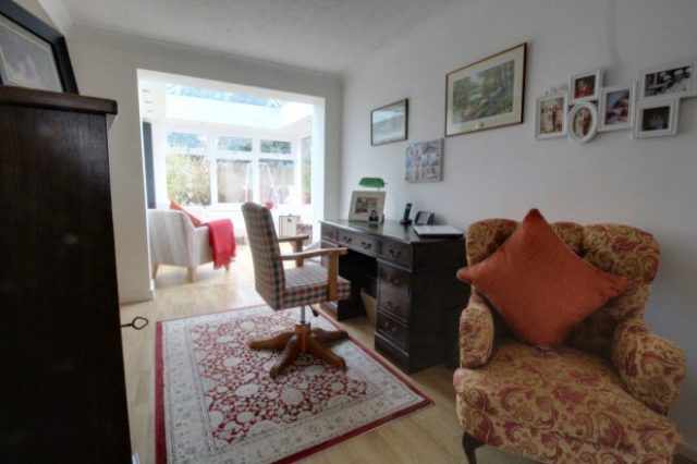Image of 3 bedroom Detached house for sale in Tallis Road Churchdown Gloucester GL3 at Gloucester Gloucestershire Gloucester, GL3 1LX