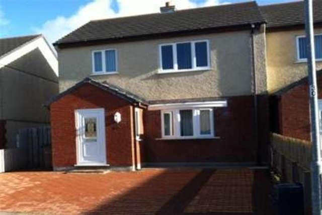 Image of 3 bedroom Detached house to rent in Bro Ednyfed Llangefni LL77 at Llangefni, LL77 7WB