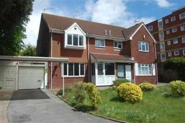 Image of 3 bedroom Semi-Detached house to rent in Upperton Road Eastbourne BN21 at Eastbourne, BN21 1LP