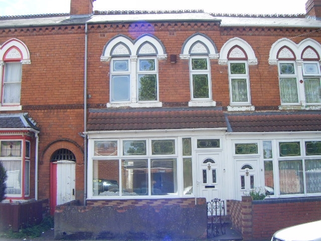 5 Bedroom Terraced House To Rent In Park Road Sparkhill Birmingham B11
