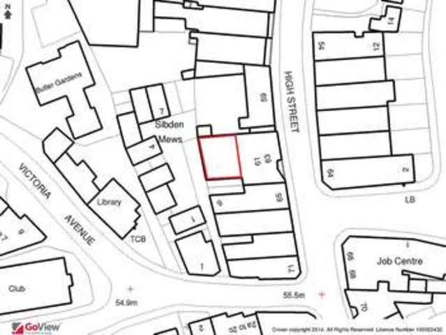 Image of Land for sale in High Street Shanklin PO37 at Shanklin, PO37 6JJ