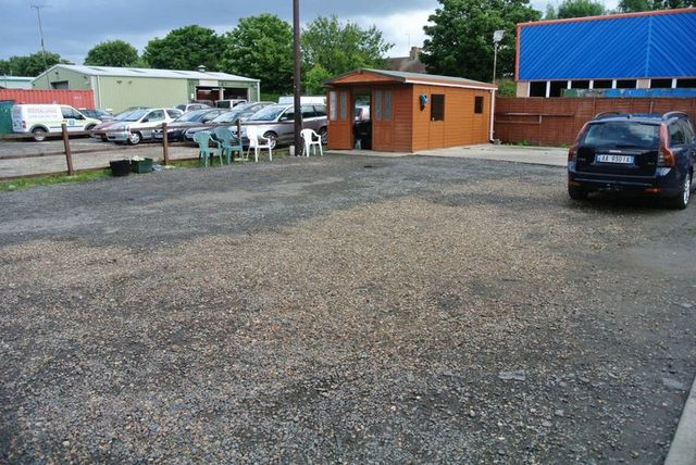 Image of Land for sale in Hornsea Bridge Industrial Estate Old Bridge Road Hornsea HU18 at Old Bridge Road  Hornsea, HU18 1RP