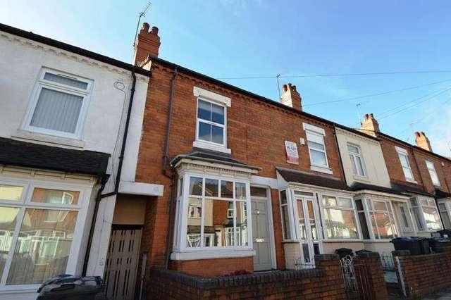 2 Bedroom Terraced House To Rent In Milner Road Selly Oak Birmingham B29