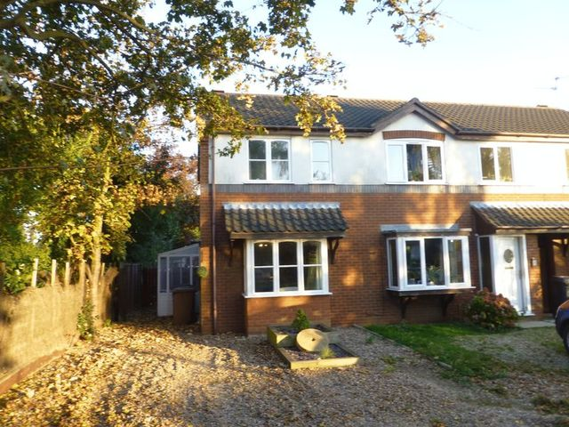 Image of 2 bedroom Semi-Detached house for sale in Hale Road Heckington Sleaford NG34 at Hale Road Heckington Sleaford, NG34 9JN
