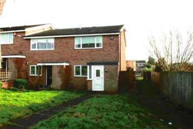 2 Bedroom Terraced House To Rent In Charnwood Close Rubery Rednal Birmingham B45