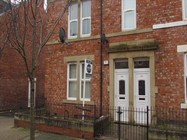 image of 2 bedroom flat to rent in eastbourne avenue gateshead ne8 at