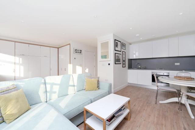 studio flat for sale in havilland mews london w12