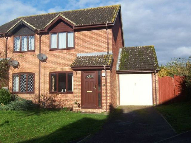 Image of 2 bedroom Semi-Detached house for sale in Justice Close Thatcham RG19 at Justice Close  Thatcham, RG19 4GZ