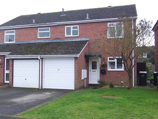 Image of 3 bedroom Semi-Detached house for sale in Somerton Grove Thatcham RG19 at Somerton Grove  Thatcham, RG19 3XE