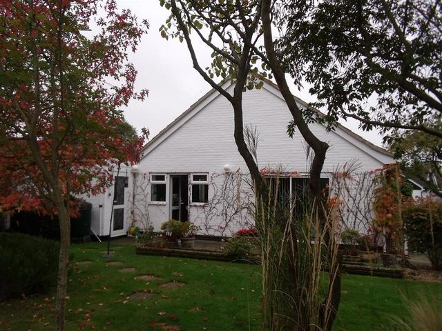 Bungalows For Sale Chichester Part - 42: Image Of Rear Elevation