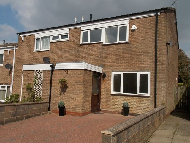 Image Of 3 Bedroom Terraced House For Sale In Vardon Way Birmingham B38 At Vardon Way