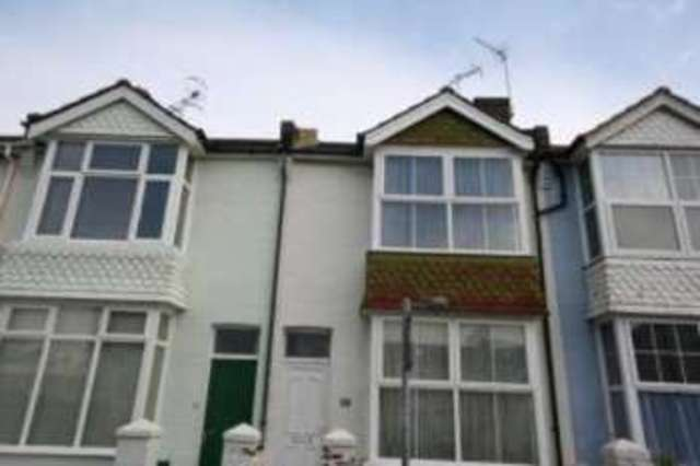 2 Bedroom Terraced House For Sale In Dursley Road Eastbourne BN22