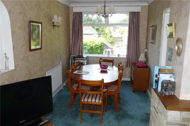 3 Bedroom Detached House For Sale In Dene Hill Bradford Bd9