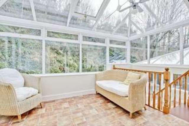 Image of   conservatory/sun room