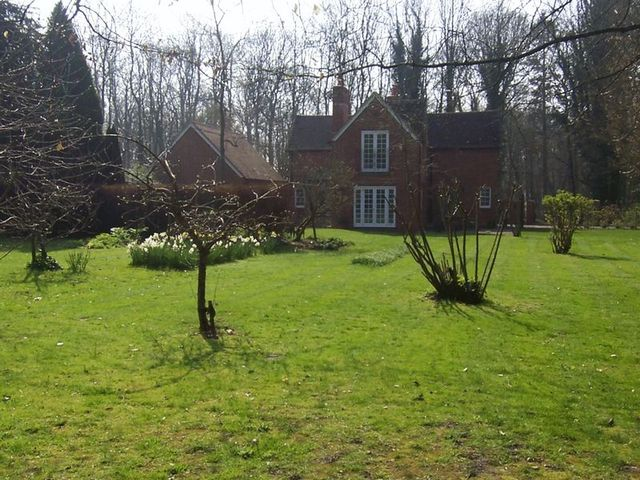 Image of 4 bedroom Detached house for sale in Upper Denford Hungerford RG17 at Upper Denford Hungerford, RG17 0PE