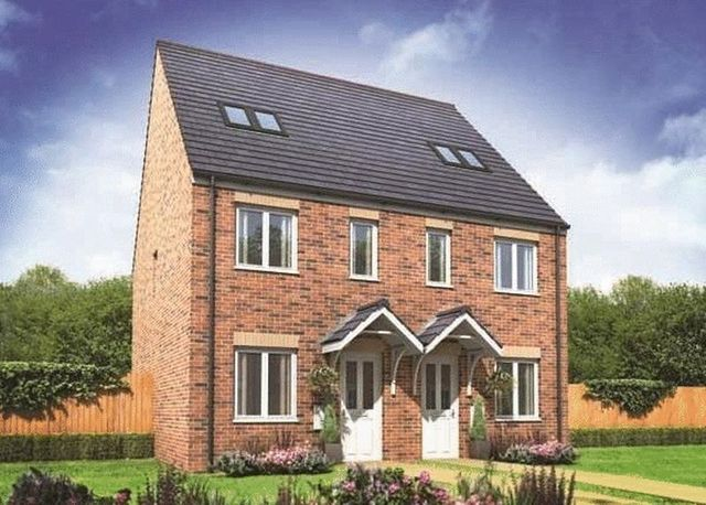 Image of 3 bedroom Terraced house for sale in Ashcourt Drive Hornsea HU18 at Ashcourt Drive  Hornsea, HU18 1HF