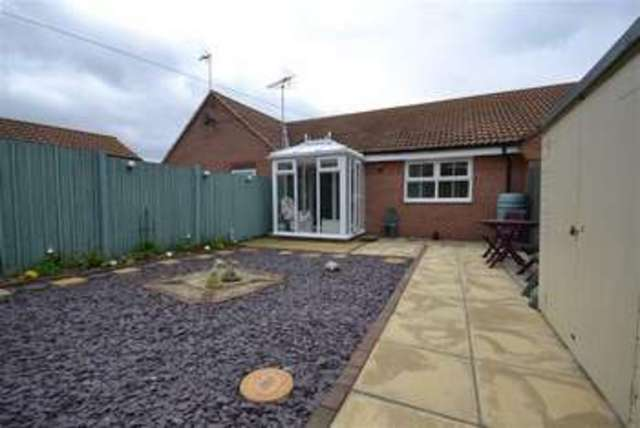 Image of 2 bedroom Property for sale in Swan Court Hornsea HU18 at Swan Court Hornsea Hornsea, HU18 1LF