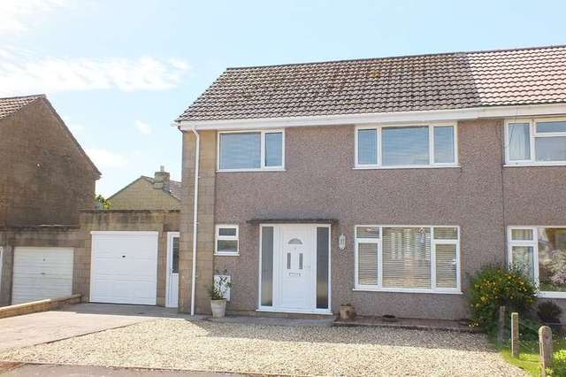 Image of 3 bedroom Semi-Detached house for sale in Birgage Road Hawkesbury Upton Badminton GL9 at Hawkesbury Upton South Gloucestershire, GL9 1BH