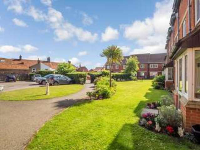 Image of 1 bedroom Retirement Property for sale in Shannock Court Sheringham NR26 at George Street  Sheringham, NR26 8DW