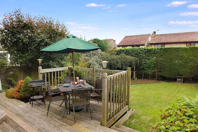 Image of 4 bedroom Detached house for sale in Highfields Hawkesbury Upton Badminton GL9 at Hawkesbury Upton Gloucestershire, GL9 1BJ