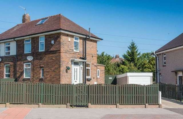 2 Bedroom Semi Detached House For Sale In Chaucer Road