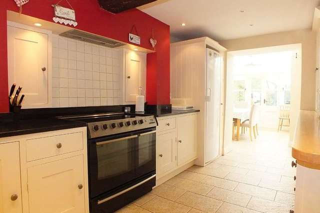 Image of 4 bedroom Cottage for sale in Sandpits Lane Hawkesbury Upton Badminton GL9 at Hawkesbury Upton Gloucestershire, GL9 1BD