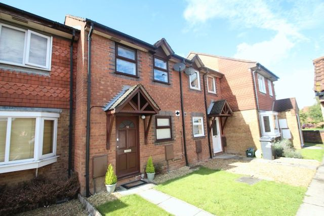Image of 2 bedroom Terraced house to rent in Ellicks Close Bradley Stoke Bristol BS32 at Ellicks Close  Bradley Stoke, BS32 0EP