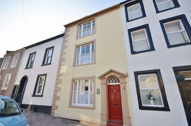 Image of 4 bedroom Terraced house to rent in High Street Maryport CA15 at High Street  Maryport, CA15 6BQ