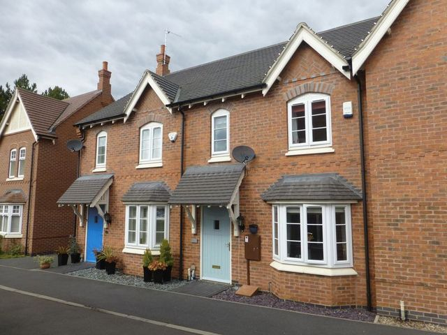 Image of 3 bedroom Terraced house for sale in Glengarry Way Greylees Sleaford NG34 at Glengarry Way Greylees Sleaford, NG34 8XU